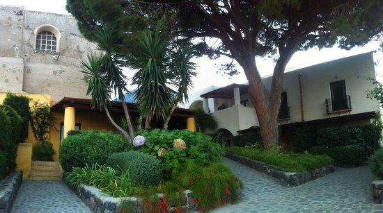 Hotel Ravesi : Panoramica