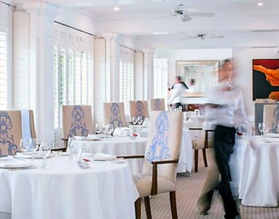Ocean Restaurant: interior