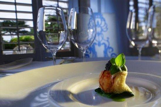 Ocean Restaurant: plate