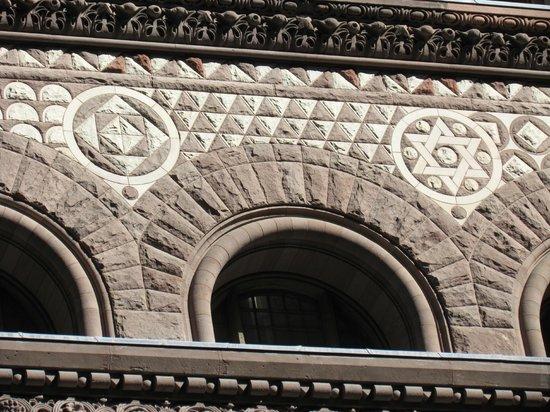 Tour Guys: Old City Hall, Toronto.