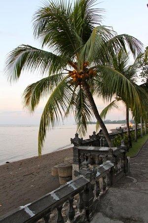 Aditya Beach Resort: strand