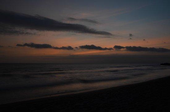 The Chandi Boutique Resort & Spa : la plage à l'happy hour
