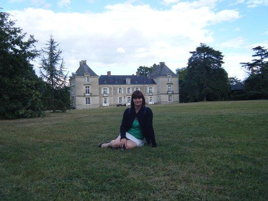 Chateau de Cop Choux: sublime