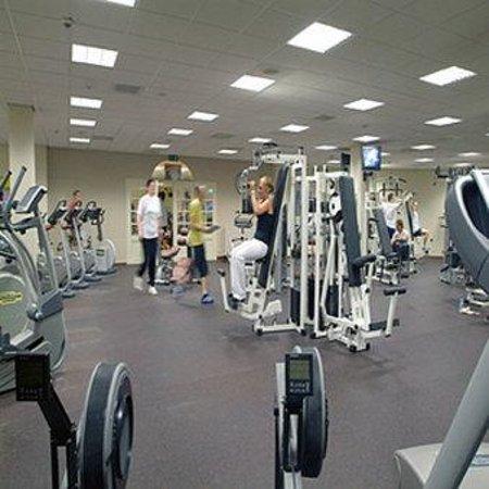 Van der Valk Hotel Stein-Urmond: Gym