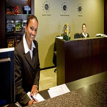 Van der Valk Hotel Stein-Urmond: Reception