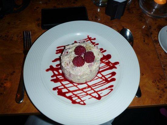 Cafe 1 : Cranachan