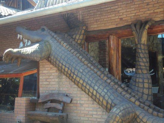 Restaurante Krokodillo I: Restaurante Krokodilo