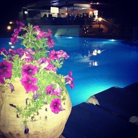 Futura Hotel: piscina