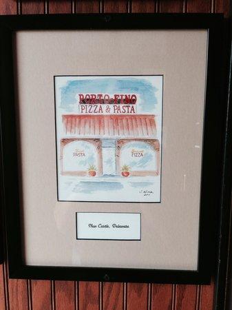 Porto-Fino Pizza & Restaurant: Cool