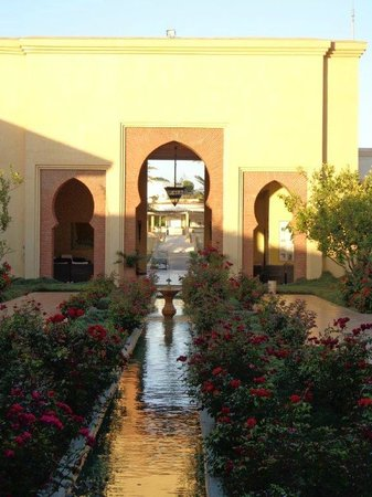 Robinson Club Agadir : inner garden