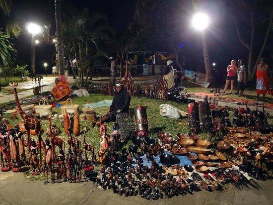 Southern Palms Beach Resort: Markt