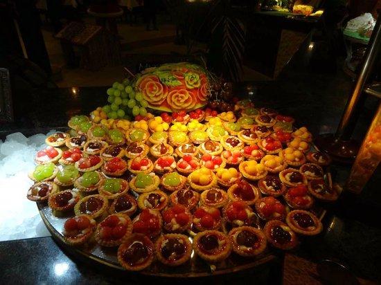 Southern Palms Beach Resort: Nachtisch