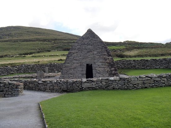 Gallarus Oratory : great site !!