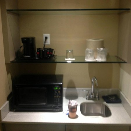 SpringHill Suites Chicago Downtown/River North : Wetbar in room