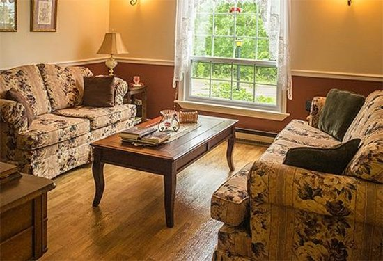 Country Haven Bed & Breakfast : Lounge