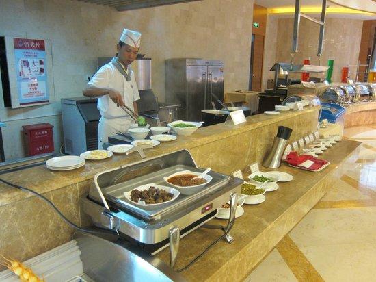 Nanning WinWin Hotel: breakfast 7