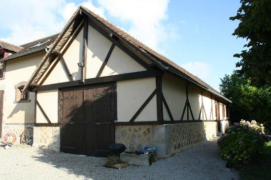 Chateau de Sarceaux : The Coach House