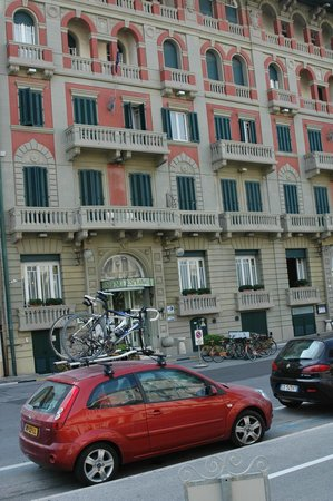 Hotel Residence Esplanade: Hotel facade