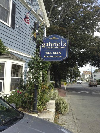 The Provincetown Hotel at Gabriel's: Wonderful Bed and Breakfast