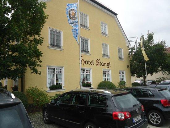 Hotel Gutsgasthof Stangl: Restaurant