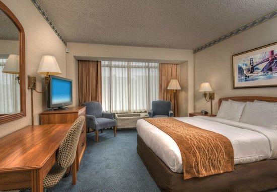 Comfort Inn By The Bay San Francisco Californi 235 Foto