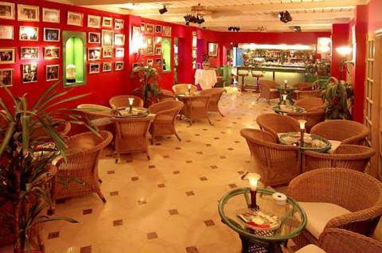 Restaurante Valparaiso: interior