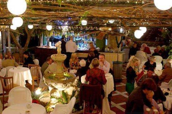 Restaurante Valparaiso : interior