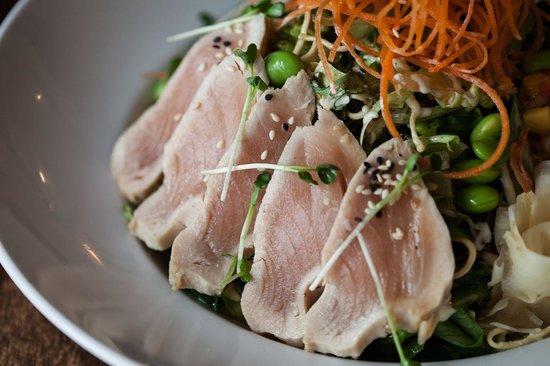 Olive & Anchor: Cortes Island Tuna Salad