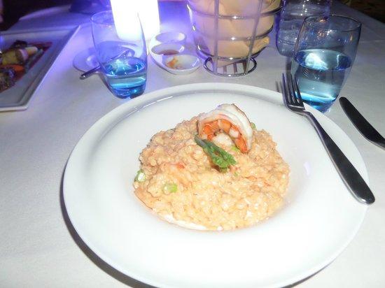 Villa Beach Restaurant: Seafood Paella