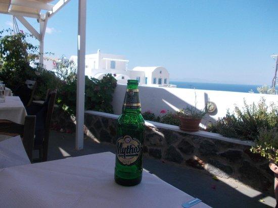 Anemomilos Restaurant: Lovely View