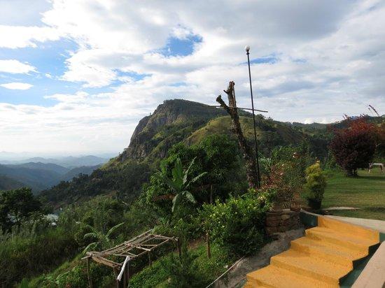 The view of Ella's Rock