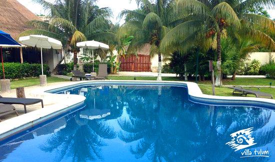 Villa Tulum : Lobby View