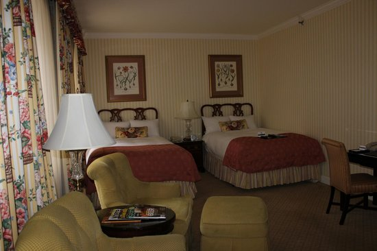 The Fairmont Olympic Seattle: beyond comfortable