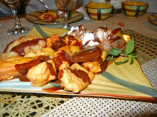 Restaurant Jumanji: Yummy dessert