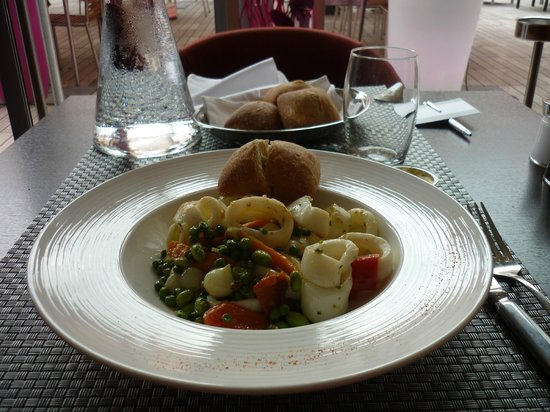 Radisson Blu Hotel, Toulouse Airport : Lunch
