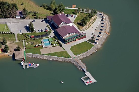 Bistrita-Nasaud County, โรมาเนีย: Fisherman's Resort Colibita 1