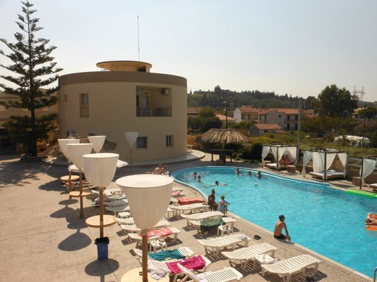 Swimming Pool and Main Hotel Area Picture of Island Beach Resort