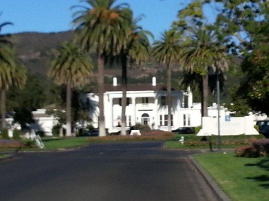 Silverado Resort and Spa : Außenansicht
