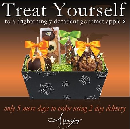 Amy's Candy Kitchen: Treat Yourself This October