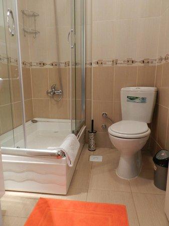 Hagia Sophia Apartment: banyo
