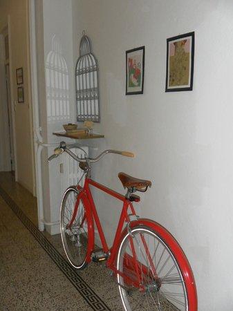 Libeccio Bed & Breakfast Milano: Ingresso