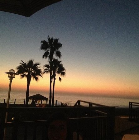 Carlsbad Seapointe Resort: The view from our wedding reception!