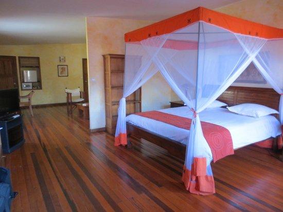 Hotel Sakamanga : suite