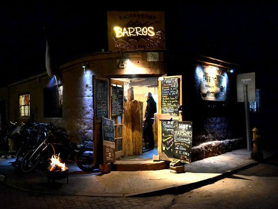 Barros Cafe: Barros