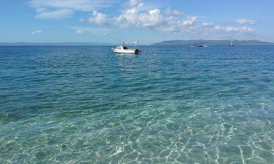 Biokovka: Makarska - beautiful clear sea