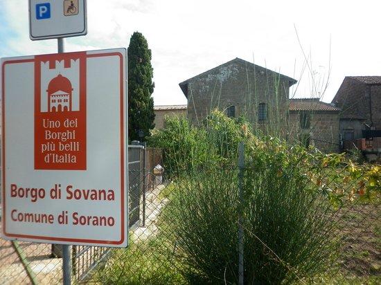 Duomo di Sovana: Sovana