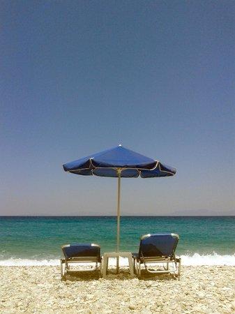Blue Sea: Пляж.