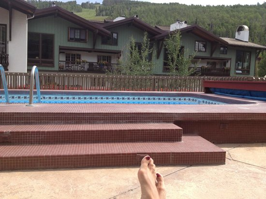 Sitzmark Lodge at Vail: Pool