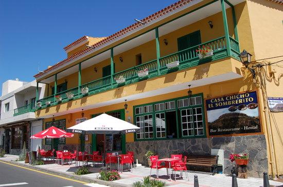 Hotel El Sombrerito Restaurant