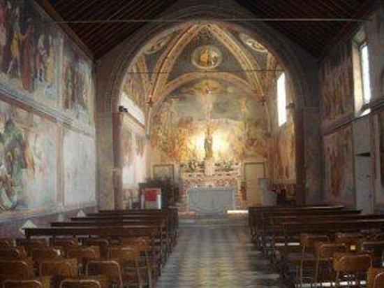 Santuario di Nostra Signora delle Grazie: entrata